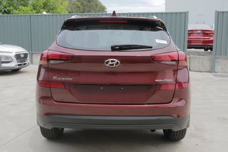 2018 Hyundai Tucson TL3 MY19 Active X 2WD Gemstone Red 6 Speed Automatic Wagon