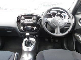 2018 Nissan Juke F15 Series 2 ST (FWD) Ivory Pearl 6 Speed Manual Wagon