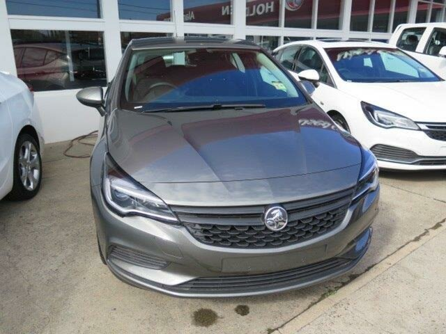 New Holden Astra BK MY19 R+, 2019 Holden Astra BK MY19 R+ Cosmic Grey 6 Speed Automatic Hatchback