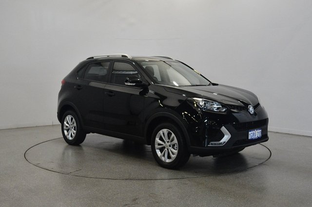 Used MG GS SAS2 MY17.5 Core DCT 2WD, 2018 MG GS SAS2 MY17.5 Core DCT 2WD Obsidian Black 7 Speed Sports Automatic Dual Clutch Wagon