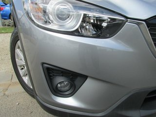 2012 Mazda CX-5 KE1071 Maxx SKYACTIV-Drive Sport Silver 6 Speed Sports Automatic Wagon.