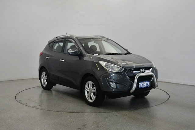Used Hyundai ix35 LM2 Elite AWD, 2013 Hyundai ix35 LM2 Elite AWD Grey 6 Speed Sports Automatic Wagon