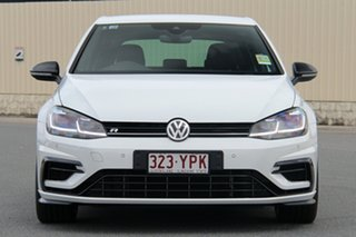2018 Volkswagen Golf 7.5 MY19 R DSG 4MOTION Special Edition Pure White 7 Speed
