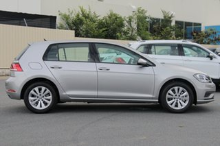 2018 Volkswagen Golf 7.5 MY18 110TSI Trendline Tungsten Silver 6 Speed Manual Hatchback.