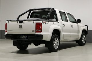 2016 Volkswagen Amarok 2H MY16 TDI420 Core Plus (4x4) White 8 Speed Automatic Dual Cab Utility