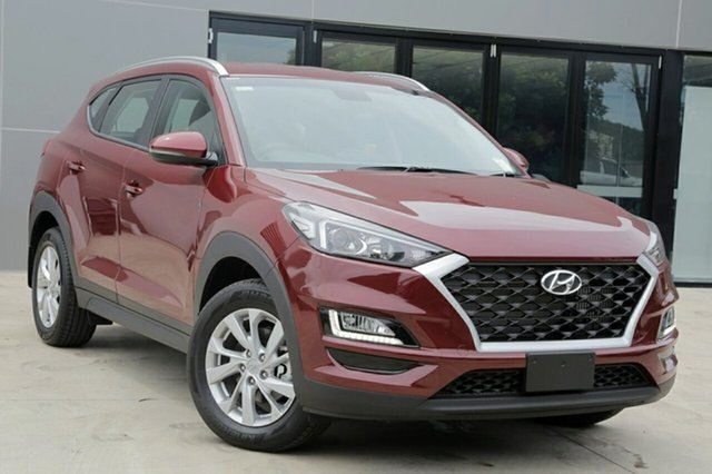 New Hyundai Tucson TL3 MY19 Active X 2WD, 2018 Hyundai Tucson TL3 MY19 Active X 2WD Gemstone Red 6 Speed Automatic Wagon