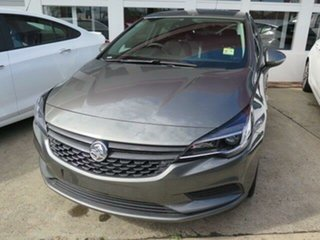 2018 Holden Astra BK MY19 R+ Cosmic Grey 6 Speed Sports Automatic Hatchback