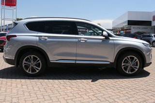 2018 Hyundai Santa Fe TM MY19 Highlander Typhoon Silver 8 Speed Sports Automatic Wagon