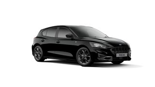 2019 Ford Focus SA 2019.75MY ST-Line Shadow Black 8 Speed Automatic Hatchback.