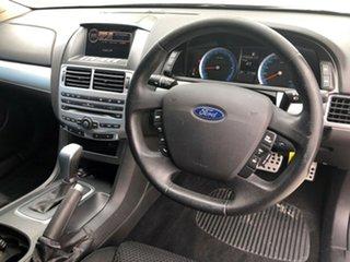 2010 Ford Falcon FG XR6 Black 6 Speed Sports Automatic Sedan