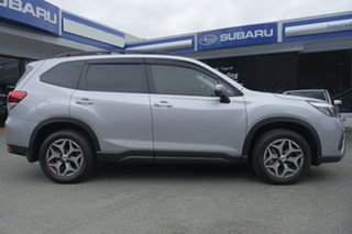 2018 Subaru Forester S5 MY19 2.5i CVT AWD Ice Silver 7 Speed Constant Variable Wagon