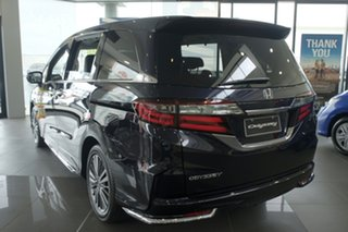 2018 Honda Odyssey RC MY18 VTi-L Premium Twinkle Black 7 Speed Constant Variable Wagon.