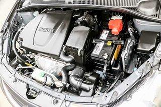 2013 Suzuki SX4 GYA MY13 Crossover Navigator Mineral Grey 6 Speed Constant Variable Hatchback