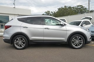 2017 Hyundai Santa Fe DM3 MY17 Highlander Silver 6 Speed Sports Automatic Wagon