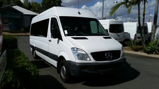 2008 Mercedes-Benz Sprinter 906 315 CDI LWB White 5 Speed Automatic Van