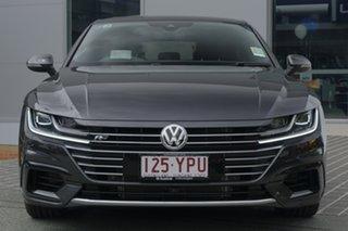 2018 Volkswagen Arteon 3H MY18 206TSI Sedan DSG 4MOTION R-Line Manganese Grey Metallic 7 Speed.