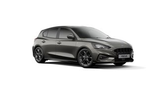 2019 Ford Focus SA 2019.75MY ST-Line Magnetic 8 Speed Automatic Hatchback.