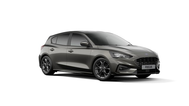 New Ford Focus SA 2019.75MY ST-Line, 2019 Ford Focus SA 2019.75MY ST-Line Grey 8 Speed Automatic Hatchback