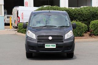 2011 Fiat Scudo Comfort Low Roof LWB DARKWAVE 6 Speed Manual Van.
