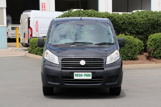 Used Fiat Scudo  Comfort Low Roof LWB, 2011 Fiat Scudo Comfort Low Roof LWB DARKWAVE 6 Speed Manual Van