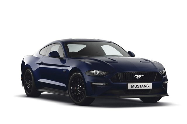 New Ford Mustang FN 2019MY GT Fastback SelectShift RWD, 2018 Ford Mustang FN 2019MY GT Fastback SelectShift RWD Kona Blue 10 Speed Sports Automatic Fastback