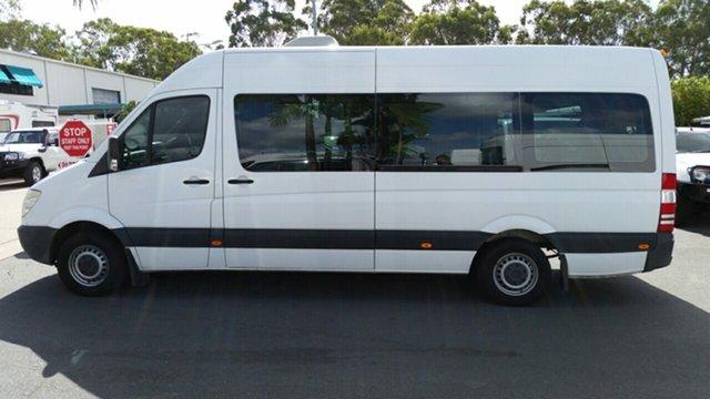 Used Mercedes-Benz Sprinter 906 315 CDI LWB, 2008 Mercedes-Benz Sprinter 906 315 CDI LWB White 5 Speed Automatic Van