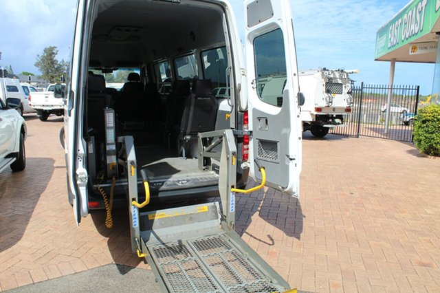 Used Mercedes-Benz Sprinter NCV3 MY10 316CDI High Roof LWB, 2010 Mercedes-Benz Sprinter NCV3 MY10 316CDI High Roof LWB White 5 Speed Automatic Van