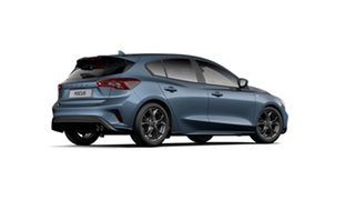 2019 Ford Focus SA 2019.75MY ST-Line Blue Metallic 8 Speed Automatic Hatchback.