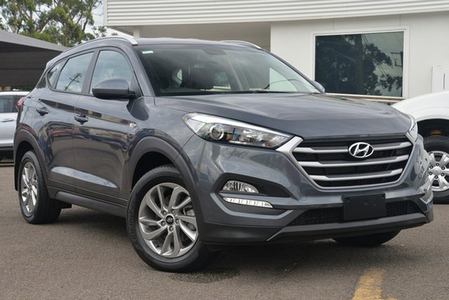 Used Hyundai Tucson TL2 MY18 Active 2WD, 2017 Hyundai Tucson TL2 MY18 Active 2WD Grey 6 Speed Sports Automatic Wagon