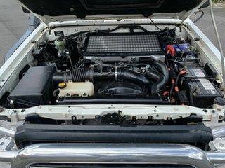 2012 Toyota Landcruiser VDJ79R Workmate White 5 Speed Manual Utility