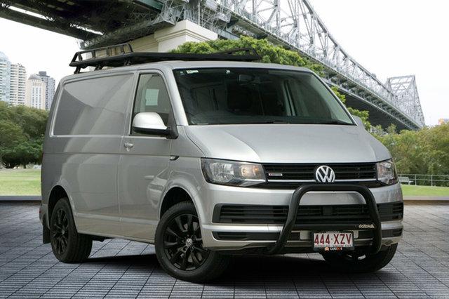 Used Volkswagen Transporter T6 MY18 TDI450 SWB DSG 4MOTION, 2017 Volkswagen Transporter T6 MY18 TDI450 SWB DSG 4MOTION Silver 7 Speed