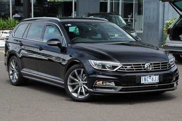 Used Volkswagen Passat 3C (B8) MY18 132TSI DSG Comfortline, 2018 Volkswagen Passat 3C (B8) MY18 132TSI DSG Comfortline Black 7 Speed