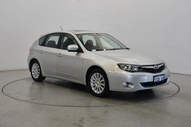 Used Subaru Impreza G3 MY10 R AWD, 2010 Subaru Impreza G3 MY10 R AWD Silver 4 Speed Sports Automatic Hatchback
