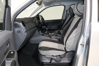 2015 Volkswagen Amarok 2H MY15 TDI400 (4x4) Silver 6 Speed Manual Utility