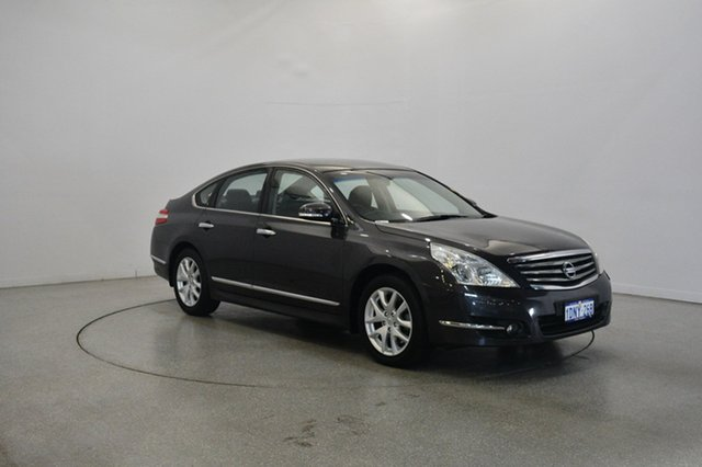 Used Nissan Maxima J32 350 X-tronic ST-S, 2011 Nissan Maxima J32 350 X-tronic ST-S Grey 6 Speed Constant Variable Sedan