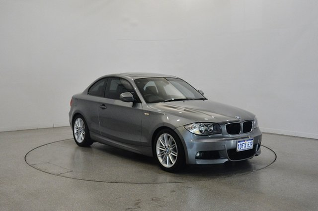 Used BMW 125i E82 MY10 , 2009 BMW 125i E82 MY10 Grey 6 Speed Automatic Coupe