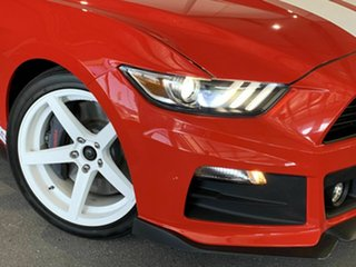 2016 Ford Mustang FM GT Fastback SelectShift Red 6 Speed Sports Automatic Fastback.