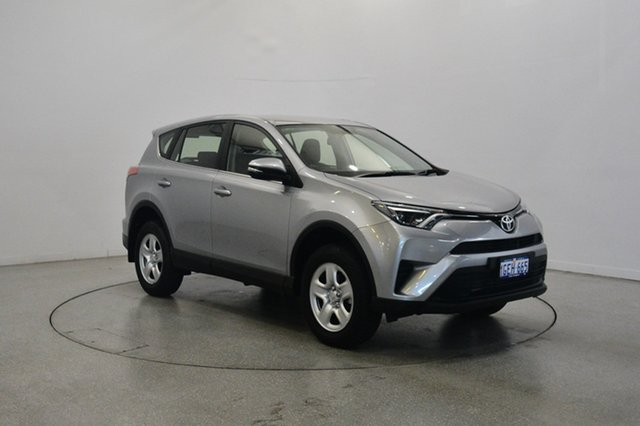 Used Toyota RAV4 ZSA42R GX 2WD, 2016 Toyota RAV4 ZSA42R GX 2WD Silver 7 Speed Constant Variable Wagon