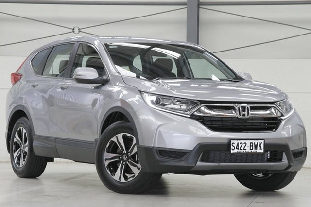 Demo Honda CR-V RW MY18 Vi FWD, 2018 Honda CR-V RW MY18 Vi FWD Lunar Silver 1 Speed Constant Variable Wagon