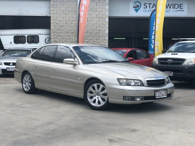 Used Holden Caprice WK , 2004 Holden Caprice WK Gold 4 Speed Automatic Sedan