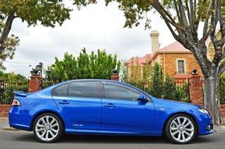 2012 Ford Falcon FG MkII XR6 Turbo Blue 6 Speed Sports Automatic Sedan.