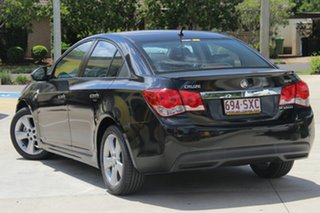 2012 Holden Cruze JH Series II MY12 SRi Black 6 Speed Sports Automatic Sedan.