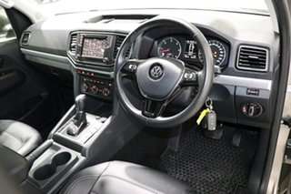 2016 Volkswagen Amarok 2H MY17 V6 TDI 550 Highline Champagne 8 Speed Automatic Dual Cab Utility