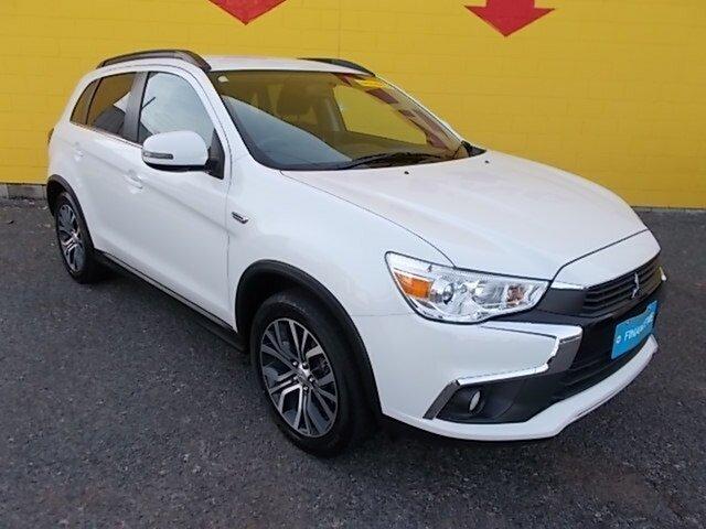 Used Mitsubishi ASX XC MY17 LS 2WD, 2017 Mitsubishi ASX XC MY17 LS 2WD White 6 Speed Constant Variable Wagon