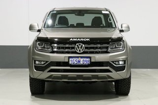 2016 Volkswagen Amarok 2H MY17 V6 TDI 550 Highline Champagne 8 Speed Automatic Dual Cab Utility.