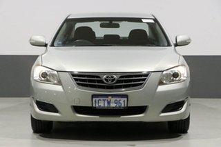 2008 Toyota Aurion GSV40R AT-X Silver 6 Speed Auto Sequential Sedan.