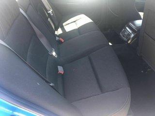 2009 Ford Falcon FG XR6 Blue 6 Speed 6 SP Semi Auto Sedan