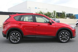 2015 Mazda CX-5 KE1022 Grand Touring SKYACTIV-Drive AWD Soul Red 6 Speed Sports Automatic Wagon