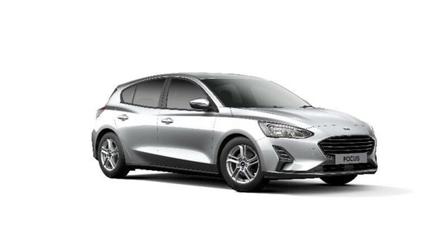 New Ford Focus SA 2019MY Trend, 2018 Ford Focus SA 2019MY Trend Shadow Black 8 Speed Automatic Hatchback
