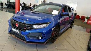 2018 Honda Civic MY18 Type R Brilliant Sporty Blue Sedan.